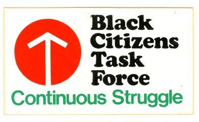 Black Citizens Task Force logo