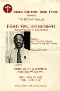 Fight Racism Benefit (1986)